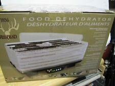 Red Head Food Dehydrator 6-Tray | Stackable Trays | Digital Display |