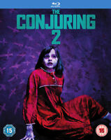The Conjuring 2 - The Enfield Case Blu-Ray (2016) Patrick Wilson, Wan (DIR)