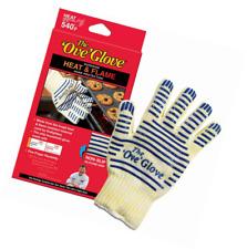 'Ove' Glove, Heat Resistant, Hot Surface Handler Oven Mitt/Grilling, (Pack of 2)