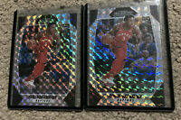 2017-18 Panini Mosaic OG Anunoby #72 SILVER PRIZM Rookie Card RC  2x Lot