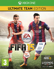 FIFA 15: Ultimate Team Edition (Microsoft Xbox One, 2014) D0303
