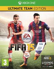 FIFA 15 -- Ultimate Team Edition (Microsoft Xbox One, 2014)