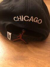 VINTAGE RARE NIKE Michael Jordan's The Restaurant Hat, Chicago Bulls
