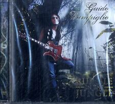 GUIDO CAMPIGLIO Rumble in the Jungle CD NEW Sigillato