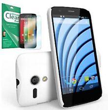 Rearth Ringke Slim Better Grip Premium Hard Case  Suit Motorola Moto G LF White