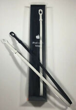 Genuine Apple ipod touch 5th generation Loop Pair Of Loops Straps Black + White