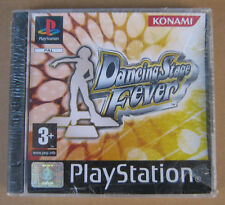 Videogame Dancing Stage Fever Playstation 1 PS1 PSX PSONE NEW&SEALED
