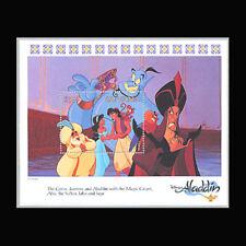 Guyana, Sc #2764, MNH, 1993, S/S, Disney, Genie, Jasmine, Aladdin, HID-9