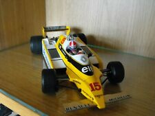 1/18 F1 Exoto Renault RE20 Turbo, Jean Pierre Jabouille 1980 Limited Edition