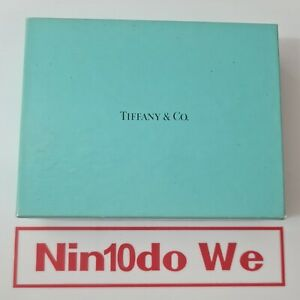 Vintage Tiffany & Co 2 x Decks Of Playing Cards (1 New/1 Used) In Decorative Box