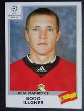 PANINI LIGUE DES CHAMPIONS 1999-2000 - BODO ILLGNER (REAL MADRID CF) #189