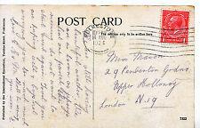 Genealogy Postcard - Family History - Mason - Upper Holloway - London  2145