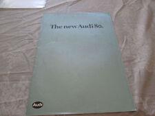 Brochures 80 Car Manuals and Literature