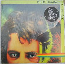 PETER HAMMILL ♫ VISION ♫ 1978 NM IN SHRINK IMP-1016  ♪ VAN DER GRAAF GENERATOR