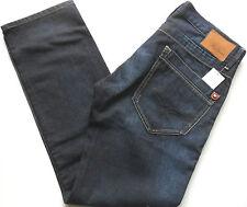 PEPE JEANS Herren Tooting Regular Fit Straight Leg Denim blau, one wash, hellblau