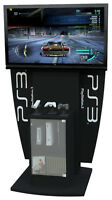 XBOX, Playstation 3, Wii Gaming Display Kiosk Console Stand Video Games Kids PS4