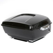 13'' King Tour Pack Case Pak Trunk Tail Box For Harley Touring Model 14-17 15 16