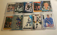 Wayne Gretzky CARD LOT OF 10 NHL O-Pee-Chee TOPPS AND MORE!! T4-14