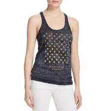 NEW Hamilton Broadway Musical OFFICIAL Tank GRAPHIC TEE SHIRT Ladies S Black