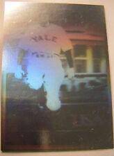 """George Walker """"Poppy"""" Bush Hologram Insert Card YALE"""