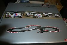 Carrera Porsche 911 Gt3 Rsr Dealer Only 1/32 Slot Car Set Ultra Rare Collector'S