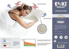 GUANCIALE Memory Foam e EnkiFoam REM