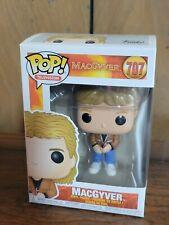 Funko Pop! Television- MacGyver #707