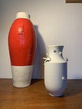 Vase Biscuit Porcelaine de limoges, Artwork