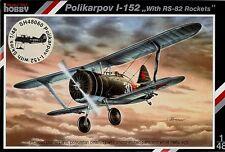 Special Hobby 1/48 Polikarpov I-152 With RS-82 Rockets Model Kit 48060