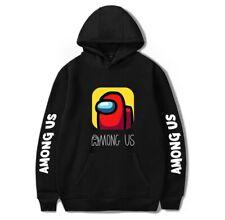 New Among Us Hoodies Unisex Casual 2020 Pullover Streetwear Sweatshirt Sudade