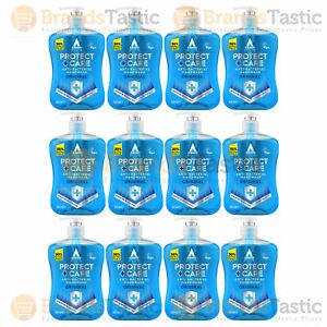 12 X ASTONISH PROTECT CARE HANDWASH ORIGINAL ANTIBAC SOAP KILLS BACTERIA 650ML