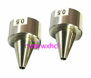 A290-8104-X620 Frank Wire EDM Cut Parts Upper Sub Die Guides F126 0.5mm 0.3mm