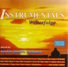 CD - London Starlife Orchestra - Instrumentals Welterfolge - #A3227