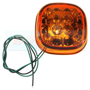 BRITAX 29388.00 LED AMBER INDICATOR LIGHT MODULE UNIT 12v/24v JCB TELEHANDLER