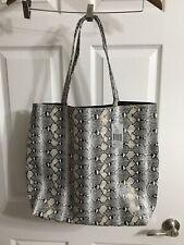 Womens Faux Snake Skin Purse Travel Bag - BRAND NEW w/ TAG!!!!