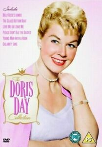 The Doris Day Collection DVD ** 6 Disc Box Set ** NEW & SEALED