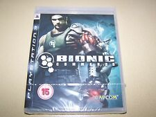 Bionic Commando PS3 **New and Sealed**