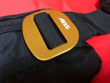 ABS POWDER BASE UNIT BAG AVALANCHE BACKPACK WAIST BELT EXTENDERS SNOW SPORTS