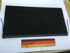 🇩🇪 GENUINE VW GOLF GTI MK1 HATCHBACK REAR BACK BLACK CARPETED PARCEL SHELF
