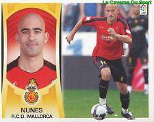 05 JOSE NUNES PORTUGAL RCD.MALLORCA STICKER ESTE LIGA 2010 PANINI