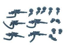 Astra Militarum tempestus scions-HEASARC laser fusils + bras 5x
