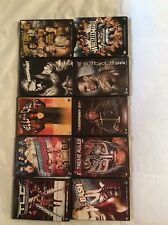2009 WWE PAYPERVIEW DVDS WRESTLEMAMIA 25 XXV LIKE NEW, Undertaker-Shawn Michaels
