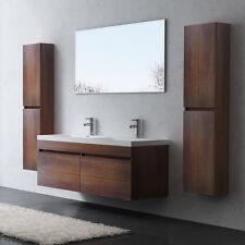 Design Badmöbel Badezimmermöbel Badezimmer Waschbecken Waschtisch Set BOTANICA