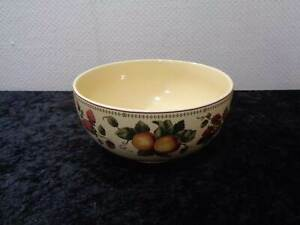 Design Porcelain Serving Dish - Fruit/Grapes