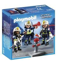 Playmobil City Acción equipo de fuego 5366