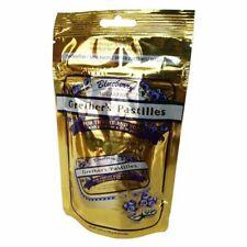Grethers Pastilles Blueberry Sugar- Lozenges Bag 40 Lozenges