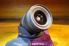Sigma EX 20-40mm f/2.8 DG Lens Pentax Mount Full Frame