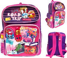 "Splashlings 16/"" School Backpack With Matching Lunchbox Set"