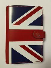Filofax Organizer The Original Union Jack Personal Size ca. A6 022502 Leder NEU!