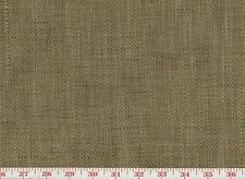 Linen Silk Solid by Roth Tompkins Upholstery Fabric Linen Silk Solid CL Tobacco